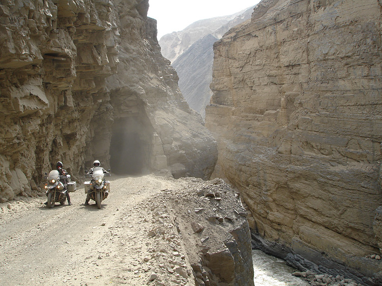 Stage 3 - The gorge of Canyon del Pato, Peru