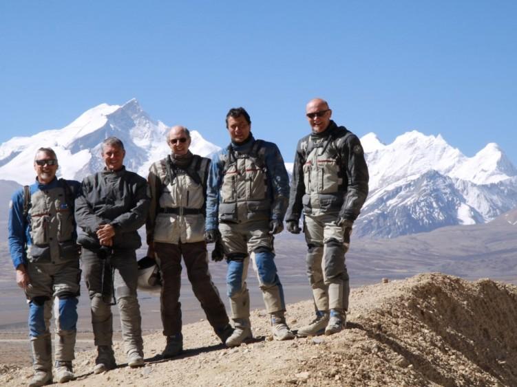 Reaching the Himalayas