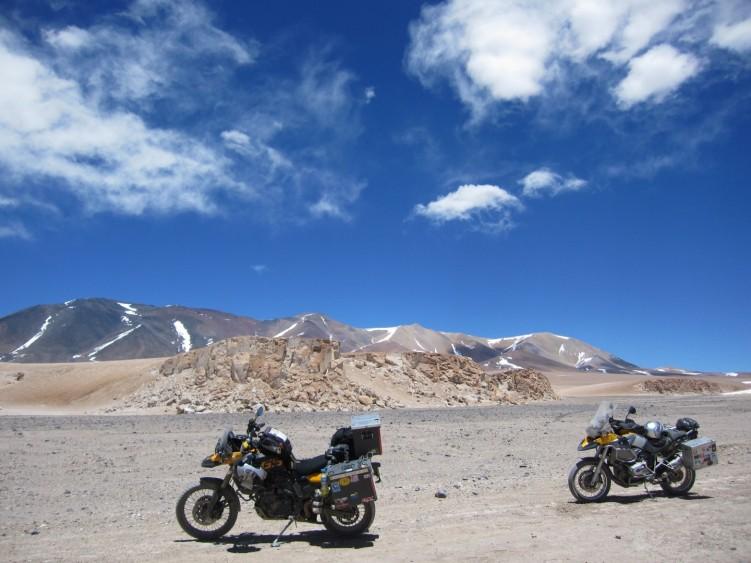 Stage 3 - Paso de San Fransisco, Chile-Argentina