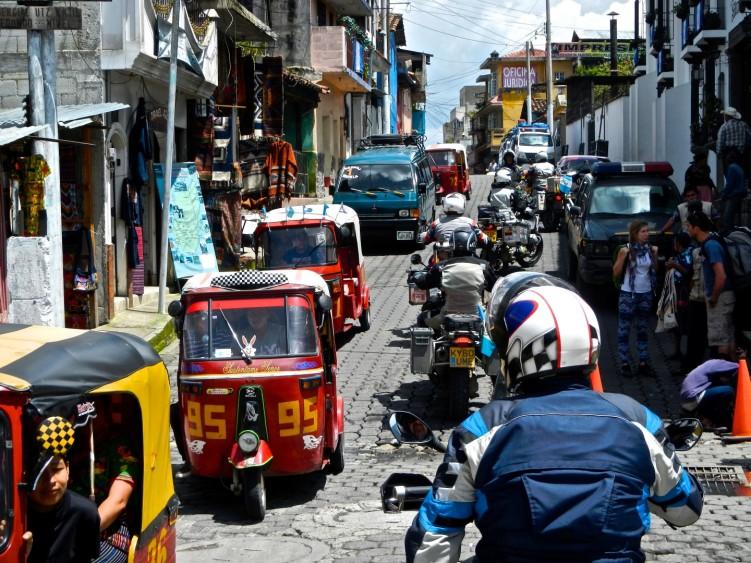 Stage 2 - Chichicastenango, Guatemala