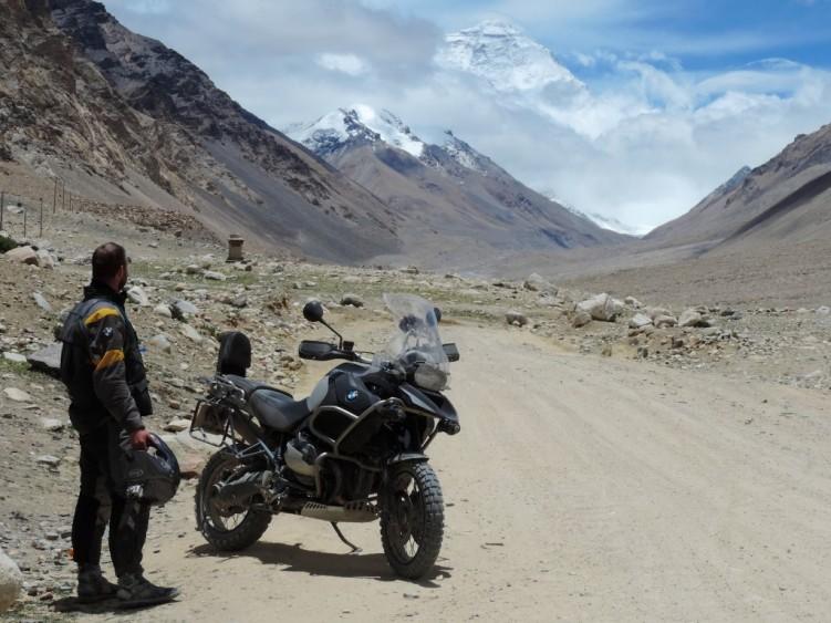 Nearing Everest