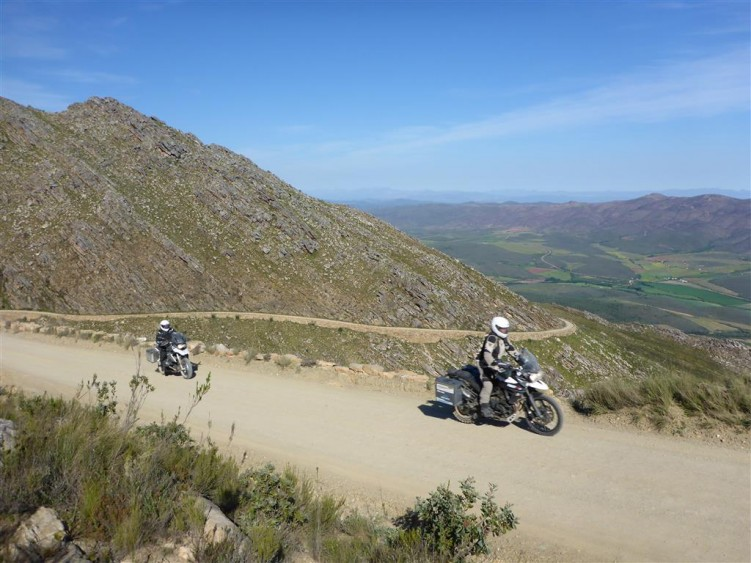Views from the Swartberg Pass
