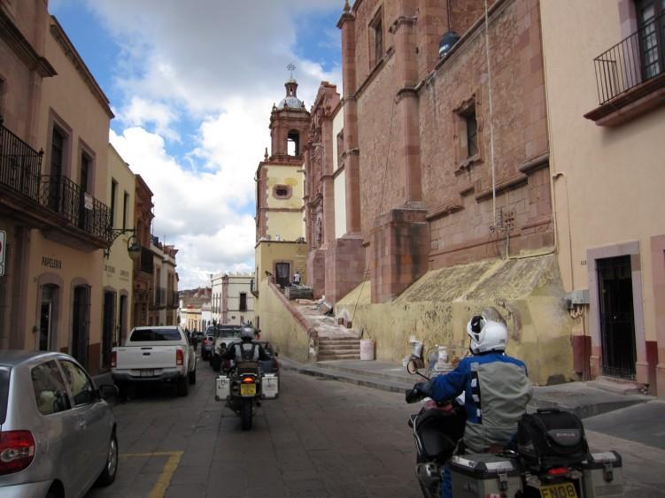 Stage 2 - Zacatecas