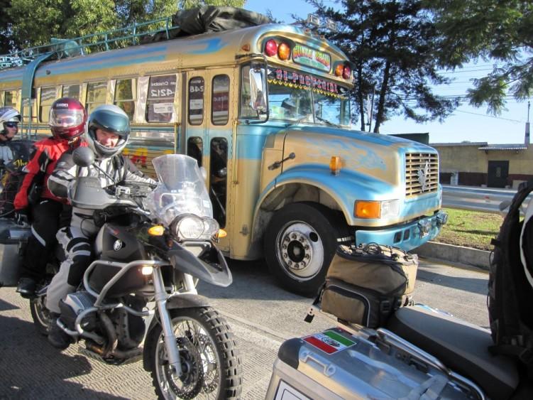 Stage 2 - Guatemalan Buses