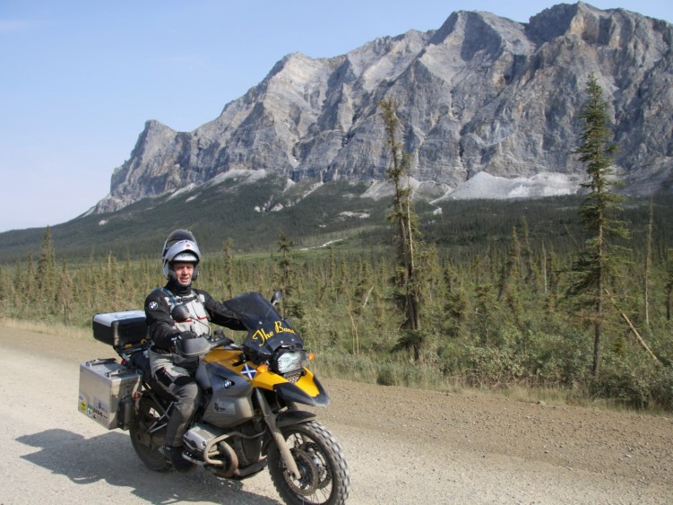 Stage 1 -Sukapak Mountain, Dalton Highway