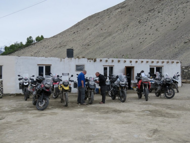 Homestay in Tajikistan