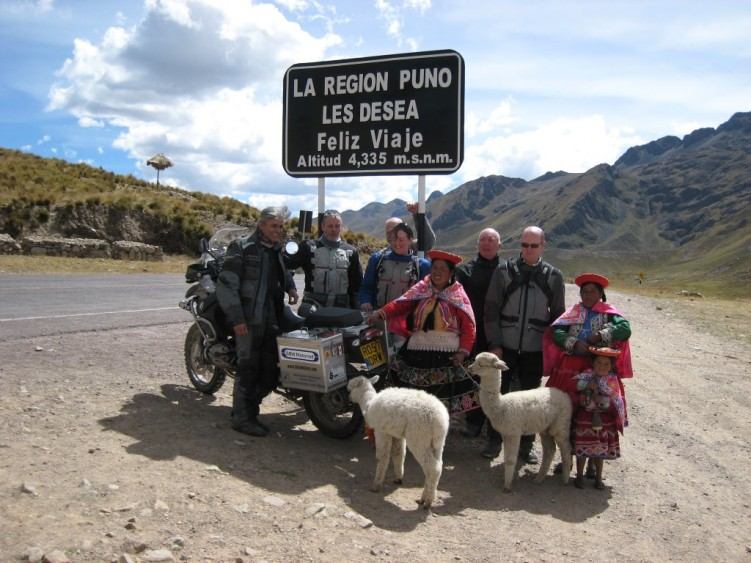Stage 3 - High altitudes in Peru