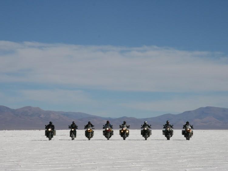 Stage 3 - Salinas Grandes, Argentina