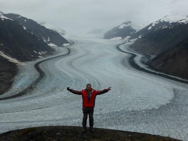 Stage 1 - Salmon Glacier