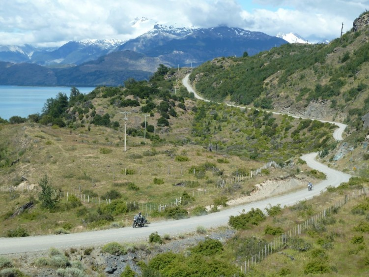 Views of the Carretera Austral, Chile