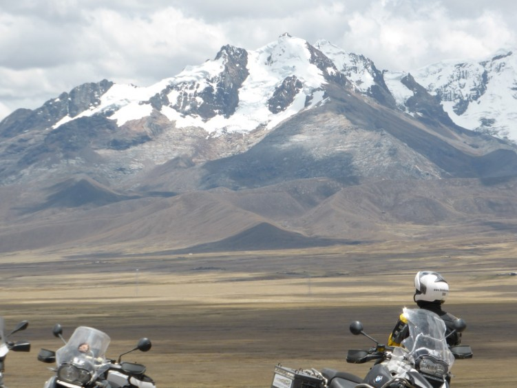 Stage 3 - Crossing the Altiplano to Puno