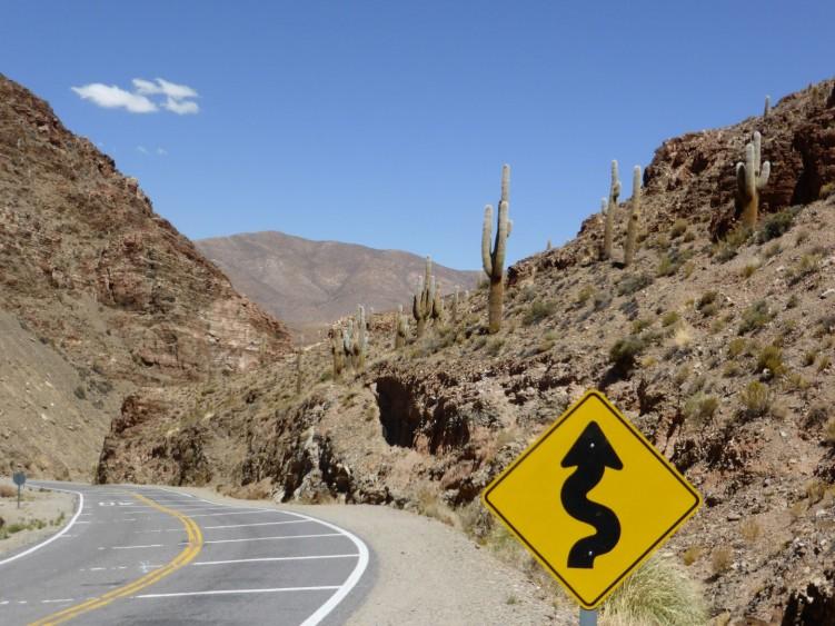 Stage 3 - Crossing Paso de Jama, Argentina