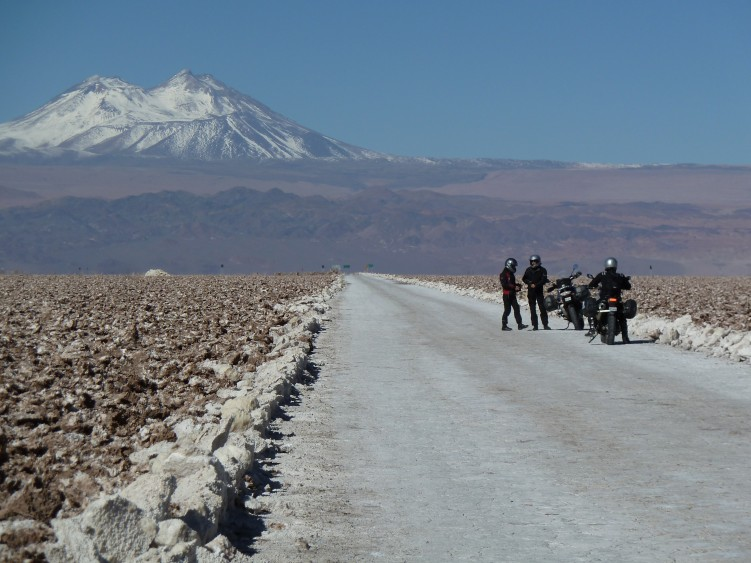 Stage 3 - En route to San Pedro de Atacama, Chile