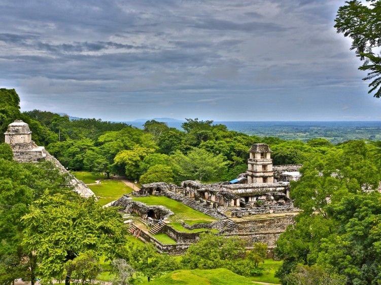 Stage 2 - Palenque Ruins, Mexico