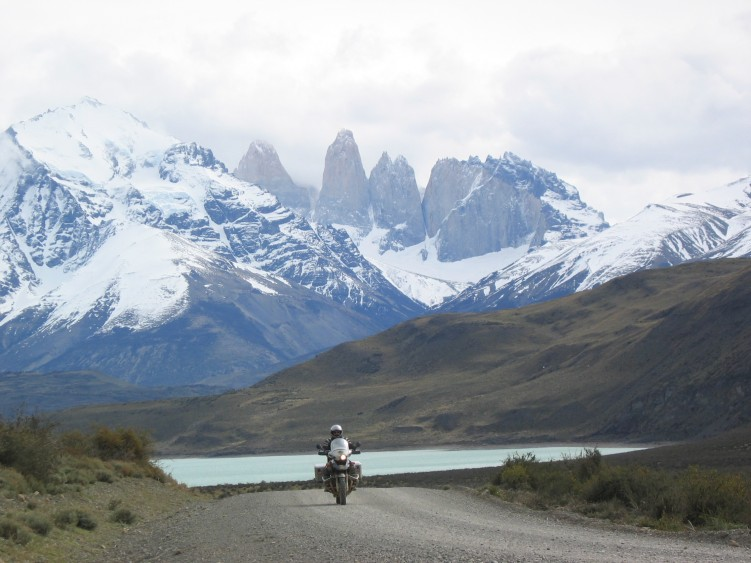 Stage 4 - Torres del Paine