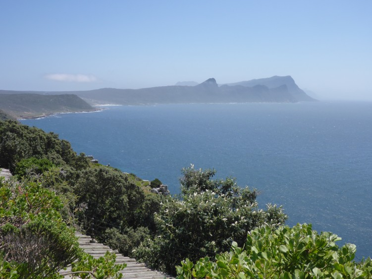 Views from Cape of Good Hope