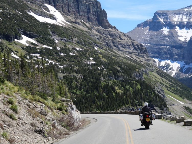 Stage 1 - Glacier National Park and the Continental Divide
