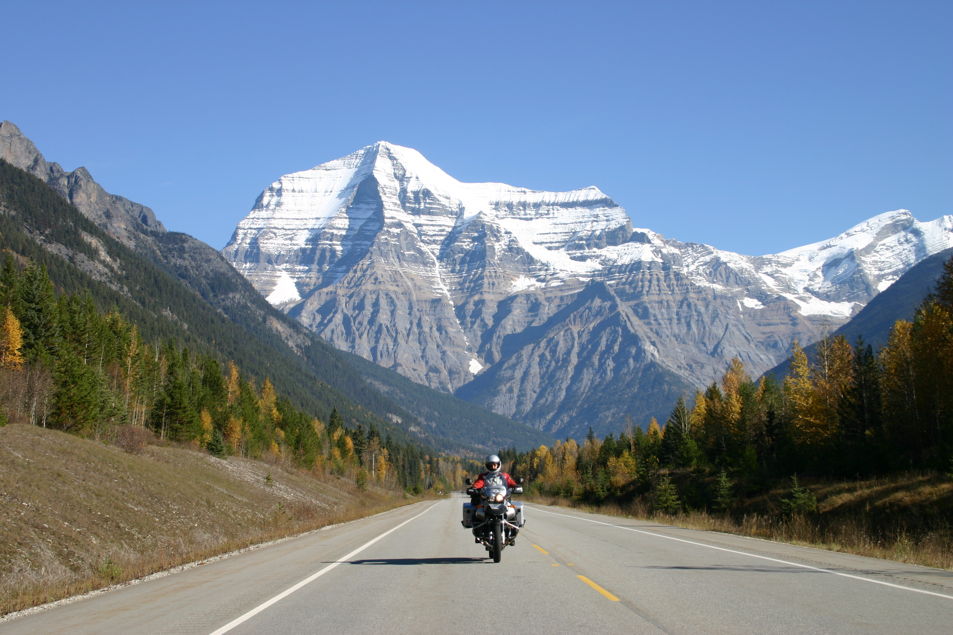Trans Canada Motorcycle Tour