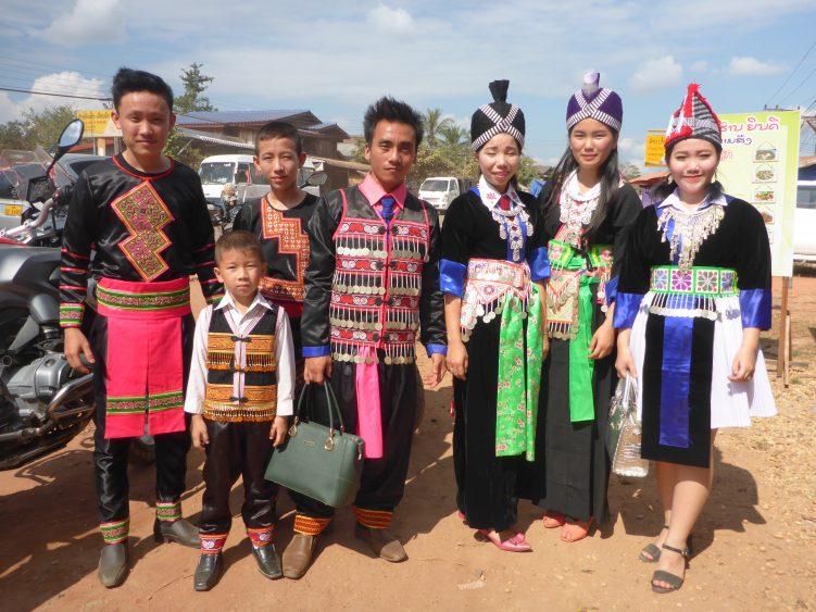 Laos Family