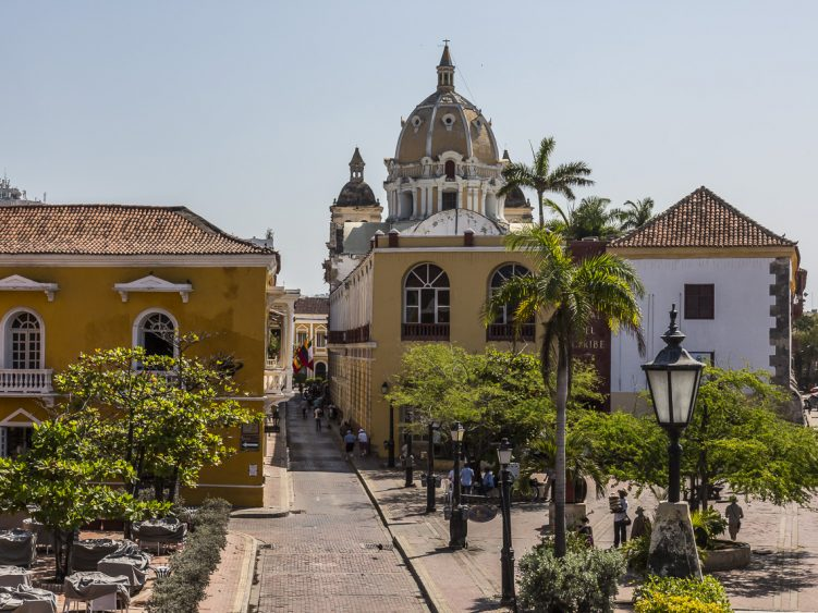 Stage 3 - Cartagena's superb colonial architecture