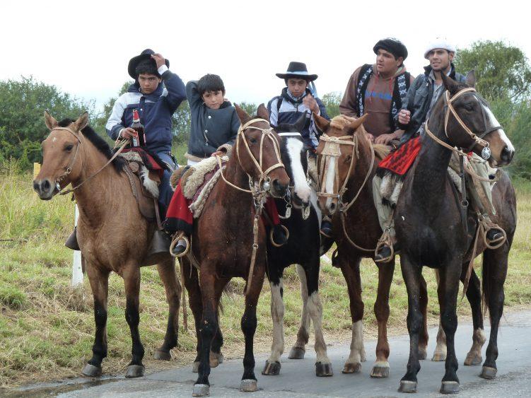 Argentinian gauchos