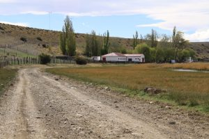 Overnight at Estancia La Angostura, Patagonia