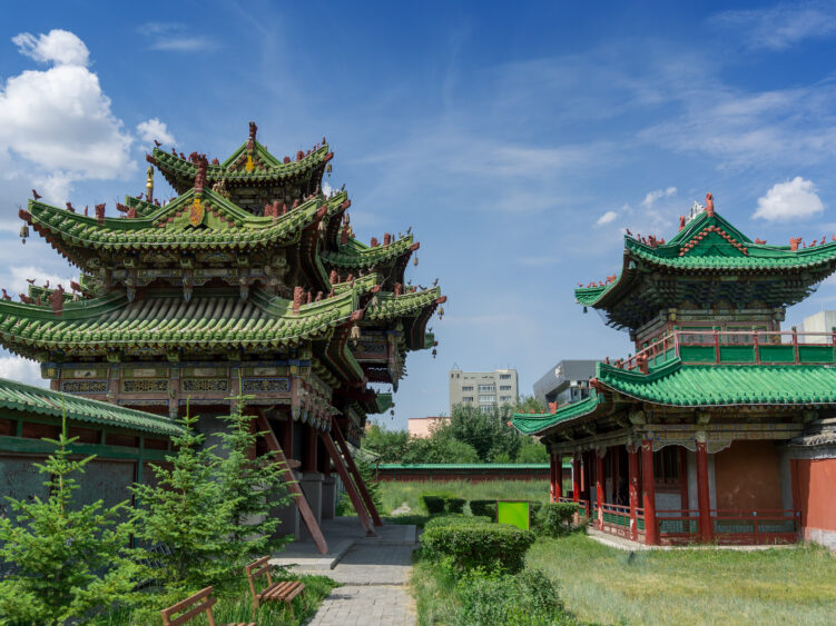 Museum of the Bogd Khaan, Ulan Bataar